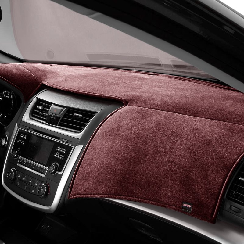 Covercraft DashMat VelourMat Dashboard Cover for Nissan Rogue 71805-01-94 Plush Velour, Wine
