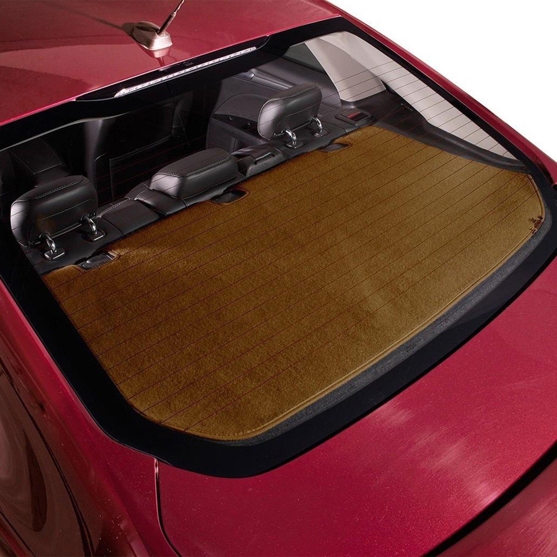 Soft Foss™ Fibre Carpet Custom Rear Deck Cover
