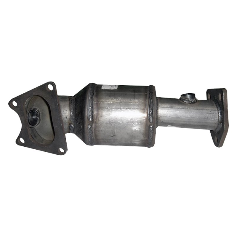 Davico Exhaust Manifold With Integrated Catalytic Converter - 2005 acura rl catalytic converter