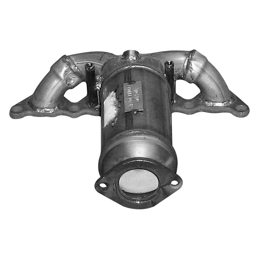 Kia Soul: Exhaust Manifold Removal and Installation