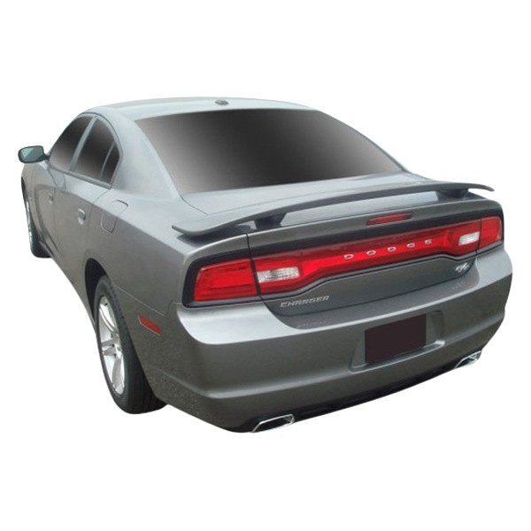 Dawn Dodge Charger 2011 2018 Factory Style Rear Spoiler