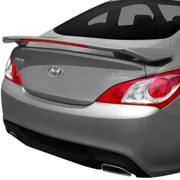 ... Factory Style Rear Spoiler With Light ...