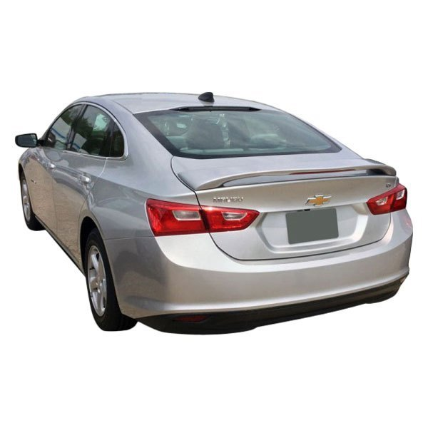 Chevy Malibu 2017-2018 Custom Style Rear Spoiler
