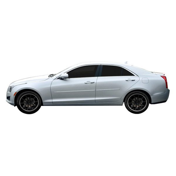 "Custom Cadillac Ats: Cadillac ATS 2014 1.25"" Bodyside Moldings"