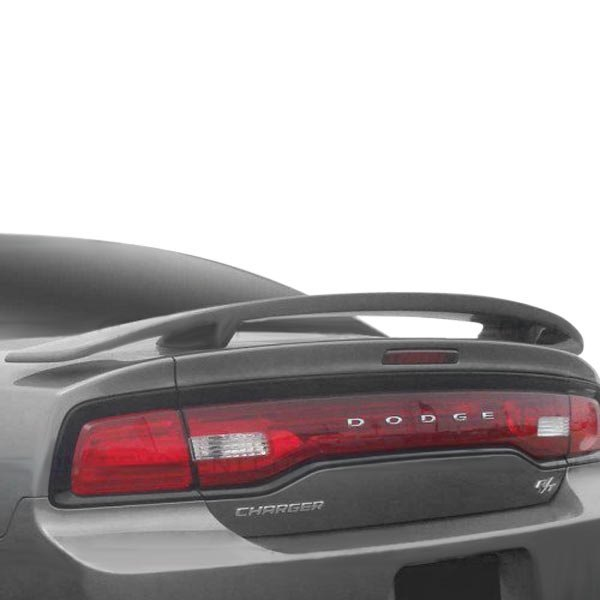 Dawn dodge charger 2017 factory style rear spoiler - 2017 dodge charger interior accessories ...
