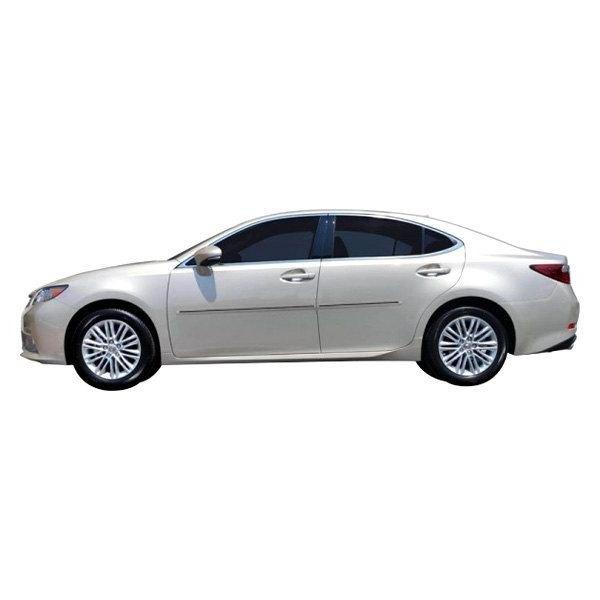 "2013 Lexus Es Interior: Lexus ES 2013-2018 1.25"" Bodyside Moldings"