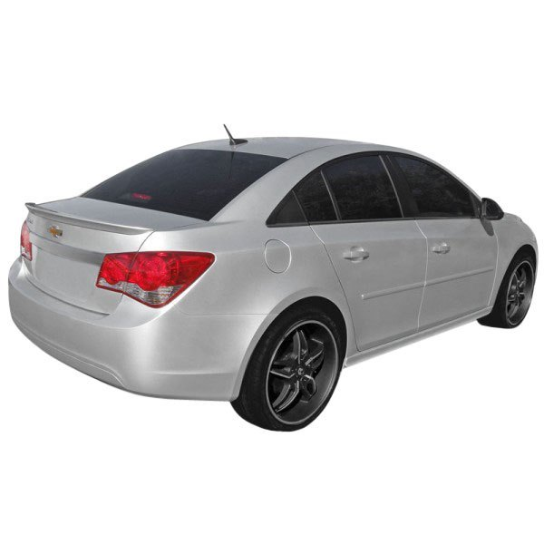 dawn chevy cruze limited 2016 factory style flush mount rear spoiler. Black Bedroom Furniture Sets. Home Design Ideas