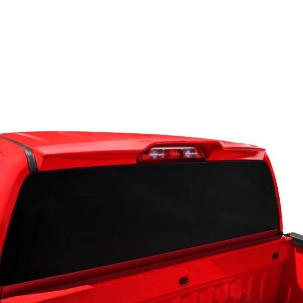 GMC Canyon Crew Cab 2016 Custom Style Truck Spoiler