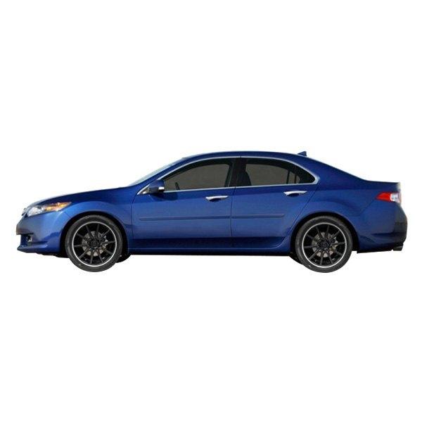 "Acura TSX 2009 1.25"" Body Side Moldings"