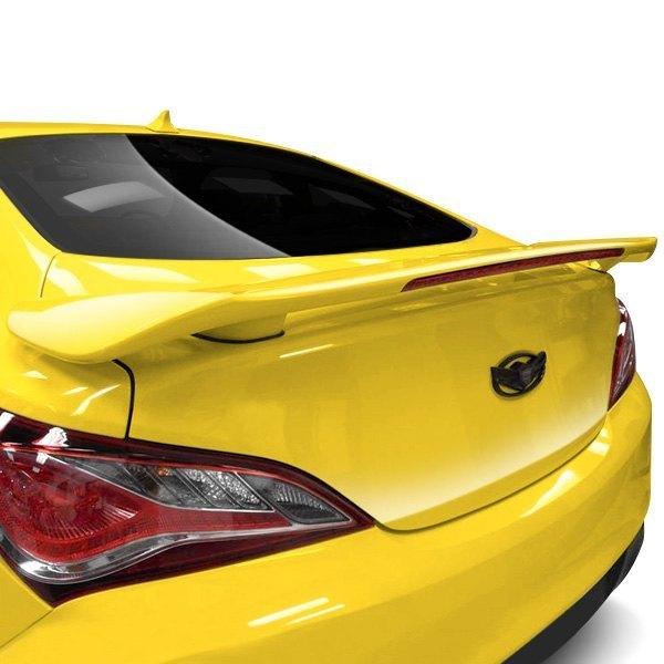 Hyundai Genesis List Price: Hyundai Genesis Coupe 2013 Factory Style Rear