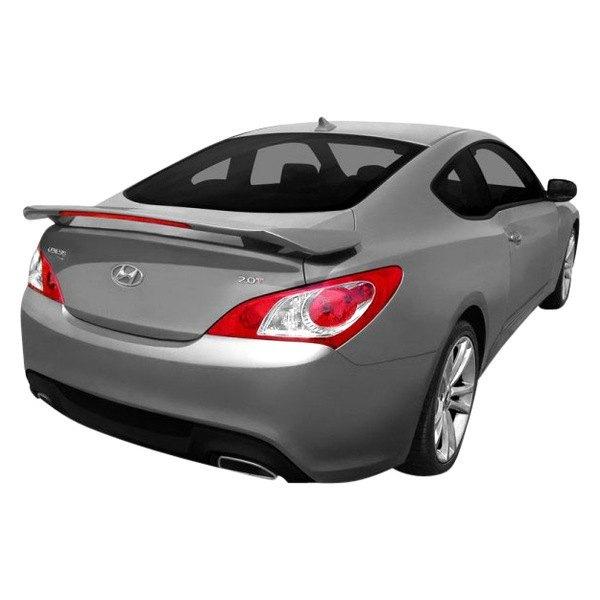 Dawn 174 Hyundai Genesis Coupe 2011 Factory Style Rear