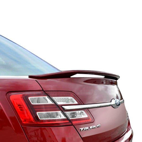 Ford Taurus Sho 2013: Ford Taurus 2013 Factory SHO Style Rear Spoiler