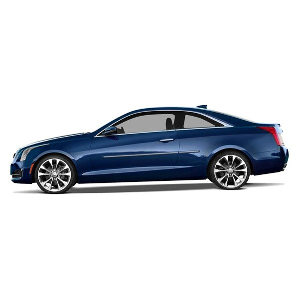 Cadillac ATS 2015 Bodyside Moldings