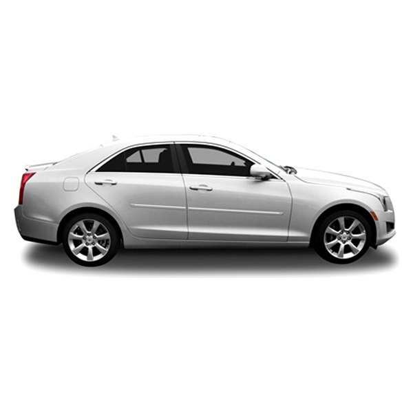 Custom Cadillac Ats: Cadillac ATS 2013-2014 Painted Bodyside