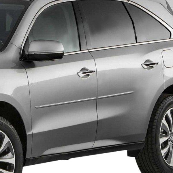 Acura MDX 2016-2017 Bodyside Moldings