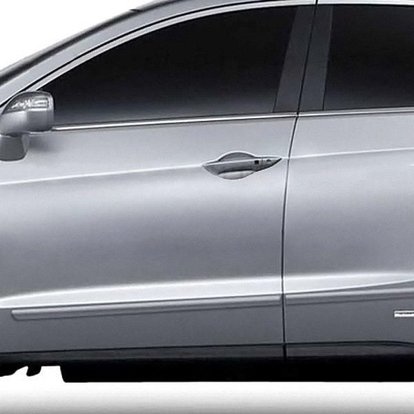 Acura RDX 2013-2015 Bodyside Moldings