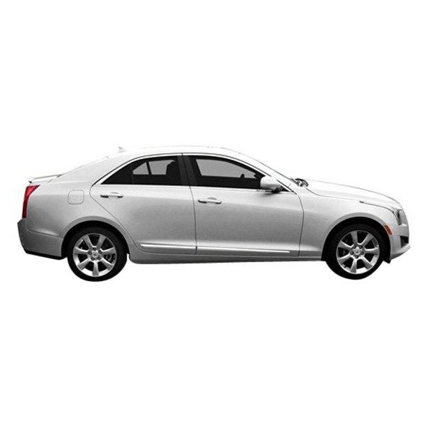 2018 Cadillac Ats Interior: For Cadillac ATS 2013-2018 Dawn Chrome Lower Body Side