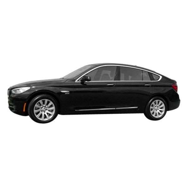 BMW 5-Series 2011 Chrome Lower Body Side Moldings
