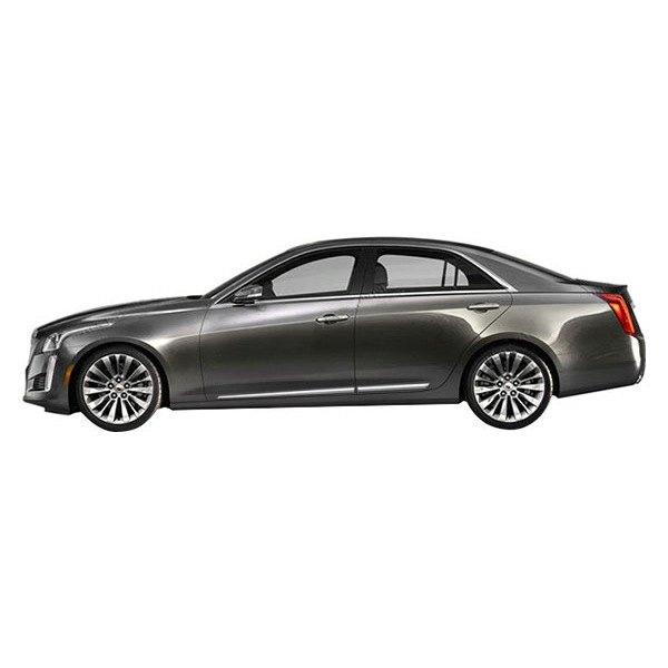 Cadillac CTS 2014-2018 Dawn Chrome Lower Body Side