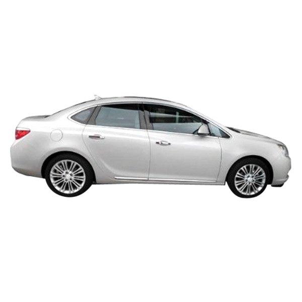 2012 Buick Verano Price: Buick Verano 2012 Chrome Lower