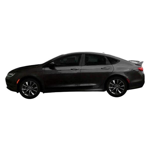 Chrysler 200 2015-2016 Custom Style Rear Spoiler