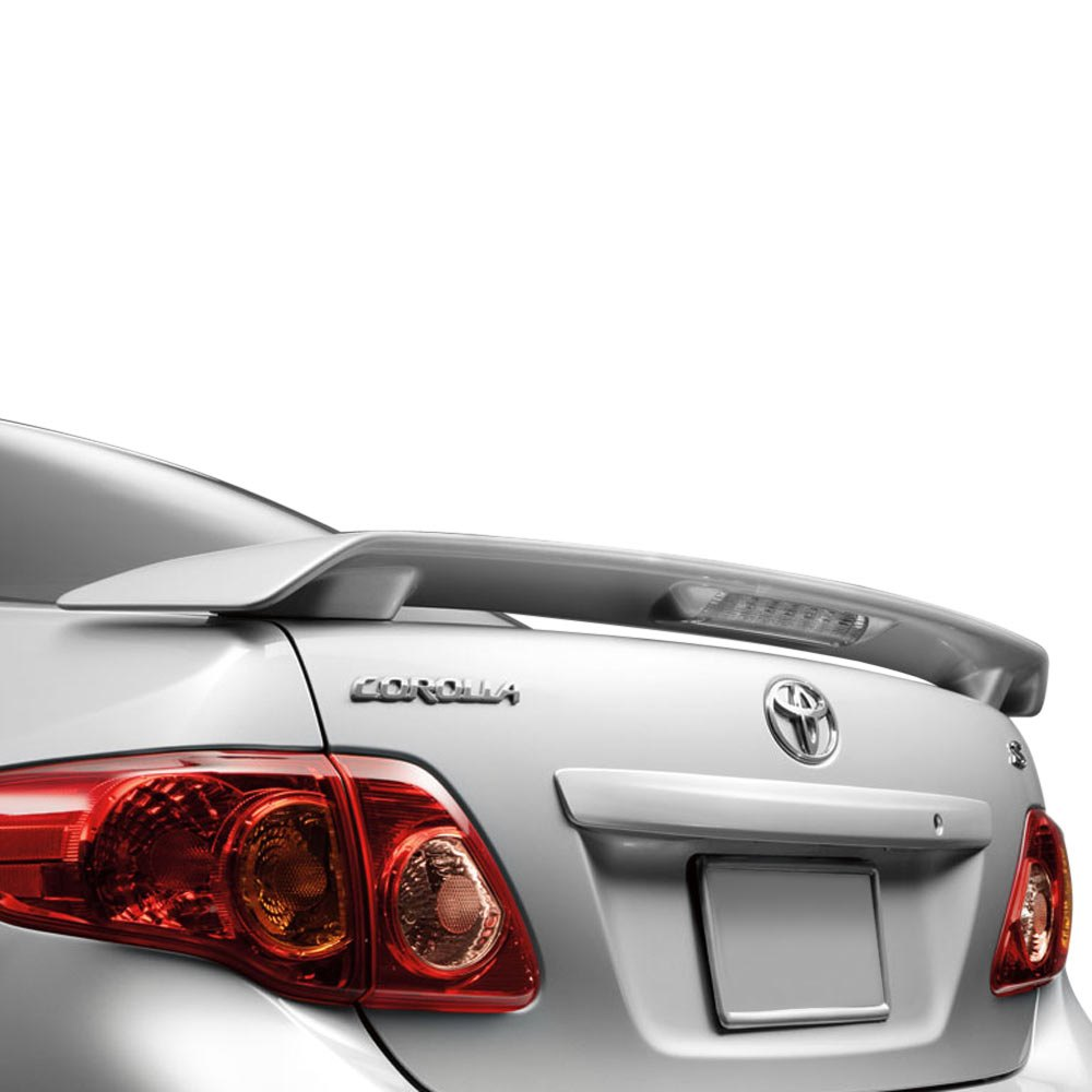 rear spoiler toyota corolla. Black Bedroom Furniture Sets. Home Design Ideas