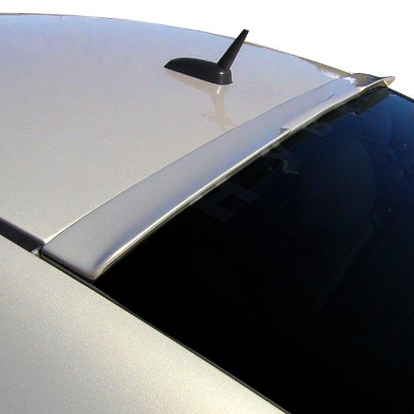 Pure custom style rear window mount spoiler carid com reanimators