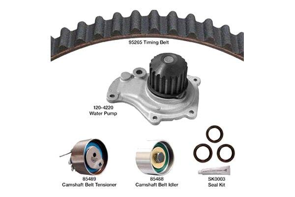 part 17 chrysler pt cruiser timing belt and water pump. Black Bedroom Furniture Sets. Home Design Ideas