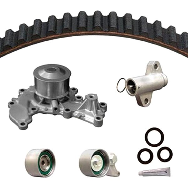 For Isuzu Rodeo 1998 2004 Dayco Wp303k1as Timing Belt Kit