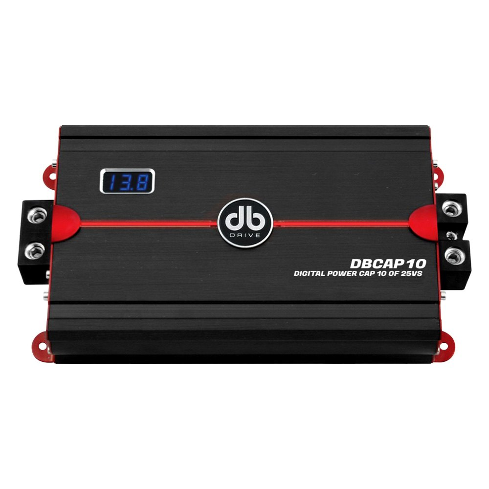 Db Drive Amp Wiring Diagram Free For You Simple Capacitor Circuit U00ae Okur Style Symbols Parallel
