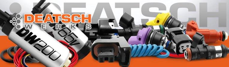 DeatschWerks products