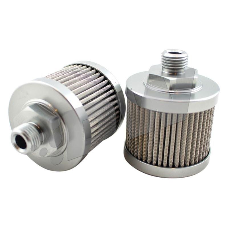 fuel pump filter deatschwerks® - fuel pump pre-filter