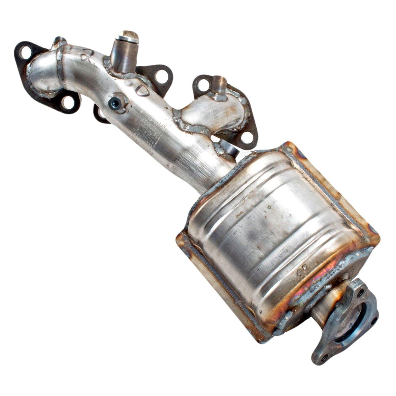 2003 nissan xterra manifold diagram dec® - nissan xterra 3.3l 2003 exhaust manifold with ... #9