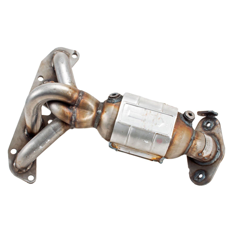 Nissan Altima: Exhaust gas (carbon monoxide)