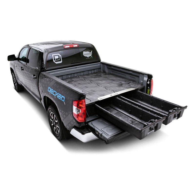 Decked Truck Bed Storage Chevy Avalanche