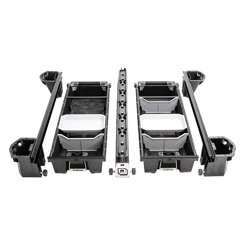 DECKED® - Toyota Tundra 2012 Truck Bed Storage System