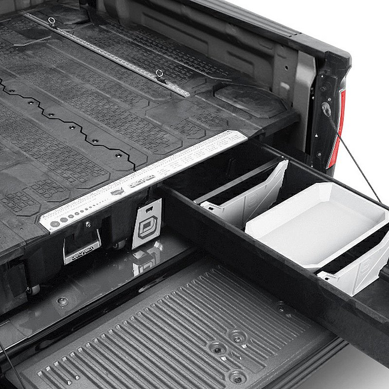 ... may not reflect your exact vehicle!DECKED® - Truck Bed Storage System