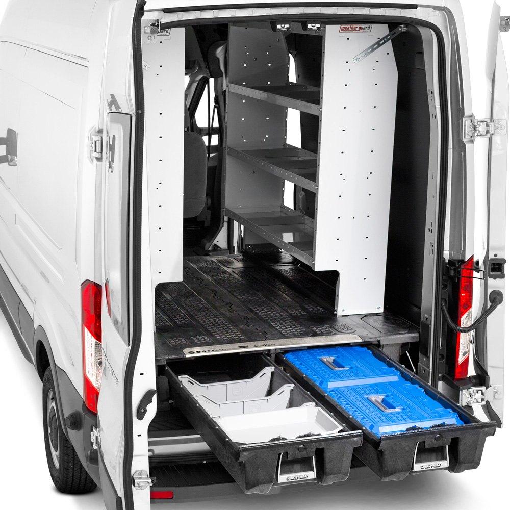 DECKED VNFD13TRAN65 - Cargo Van Storage System