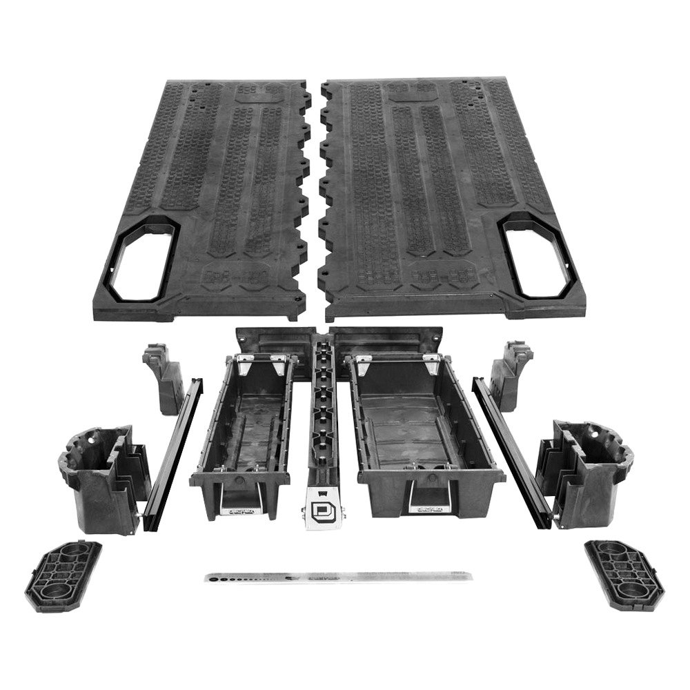 Decked 174 Chevy Colorado 2017 Midsize Truck Bed Storage System