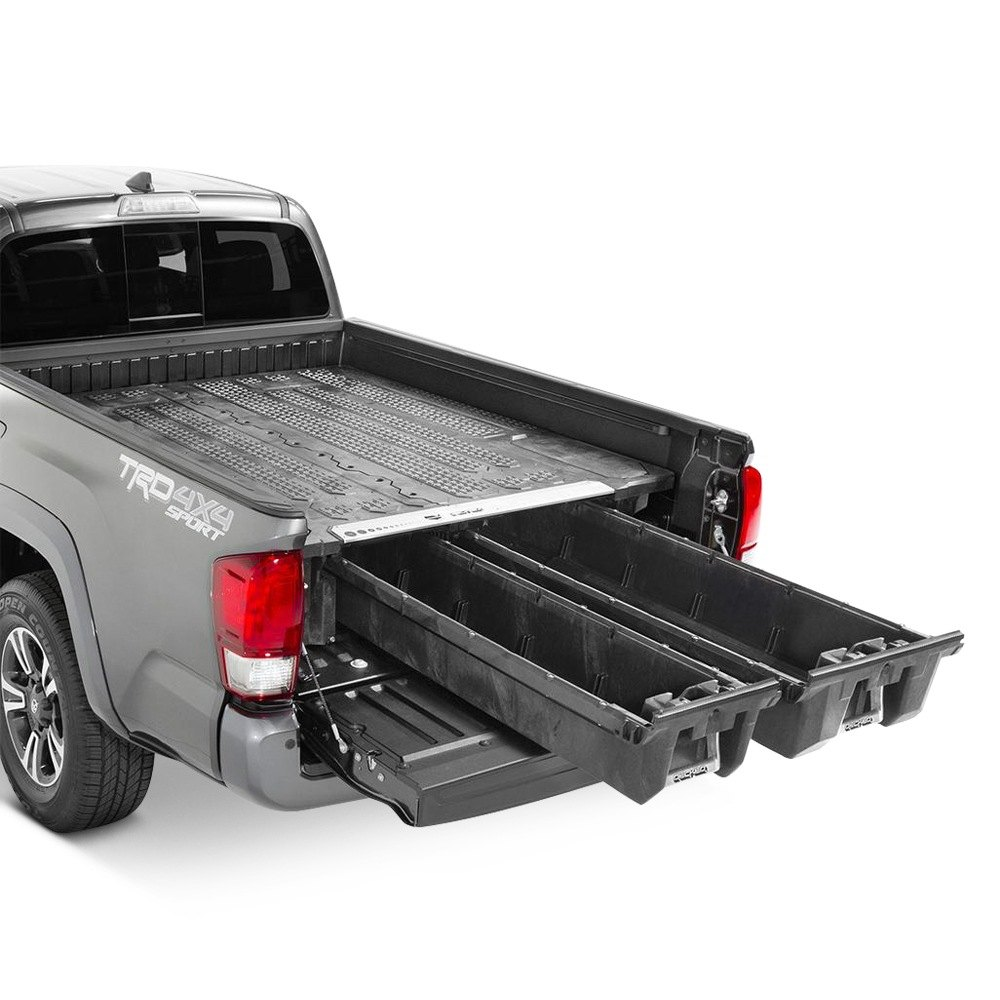Decked Truck Bed Toolboxes