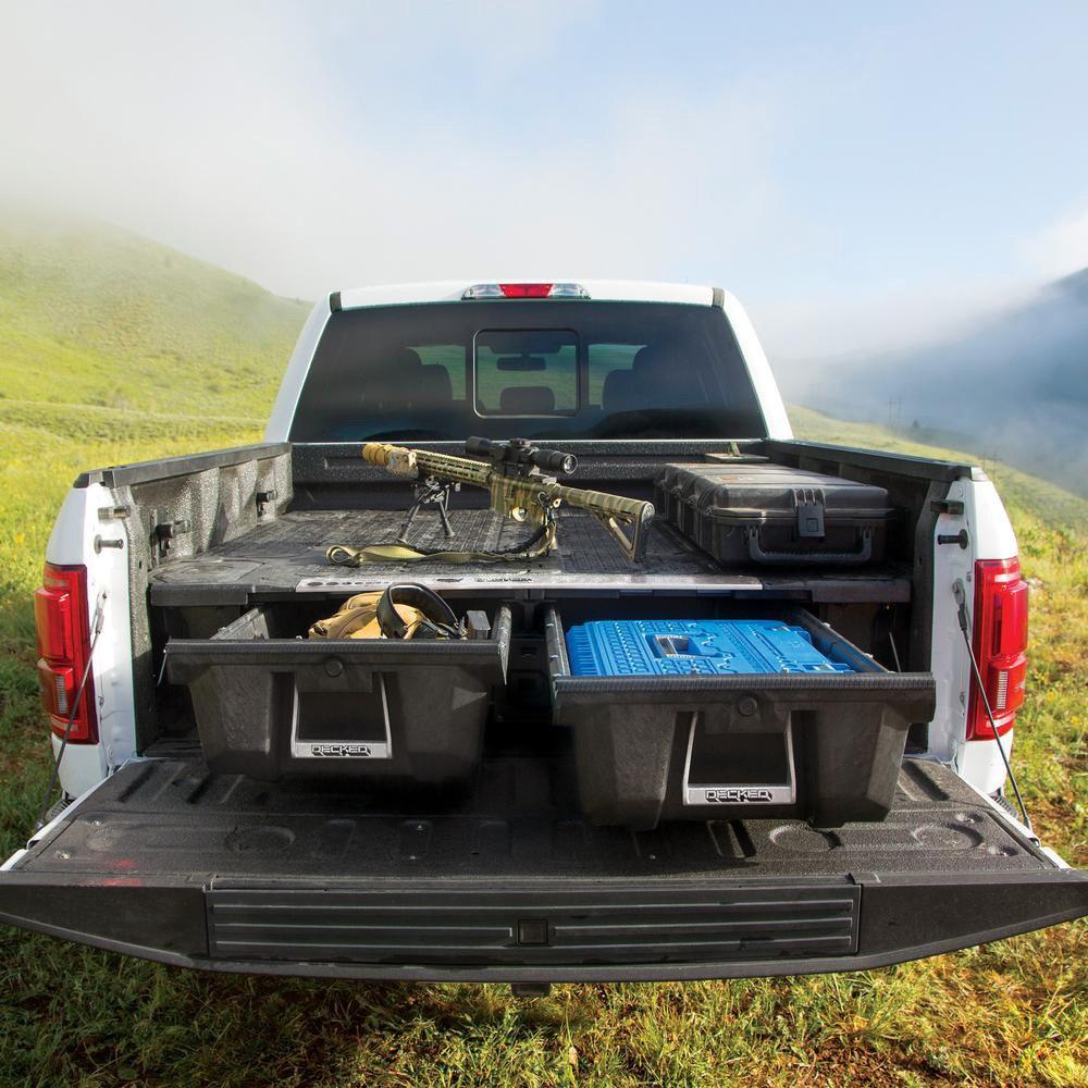 DECKED® - Truck Bed Storage System