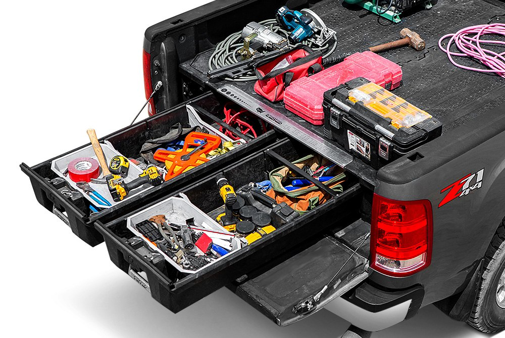 1996 Ford F150 Parts DECKED™ | Truck Bed Organizers & Storage Systems — CARiD.com