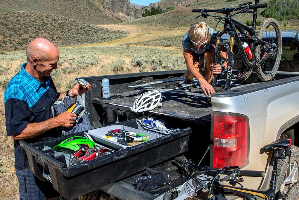 DECKED™ | Truck Bed Organizers & Storage Systems — CARiD.com