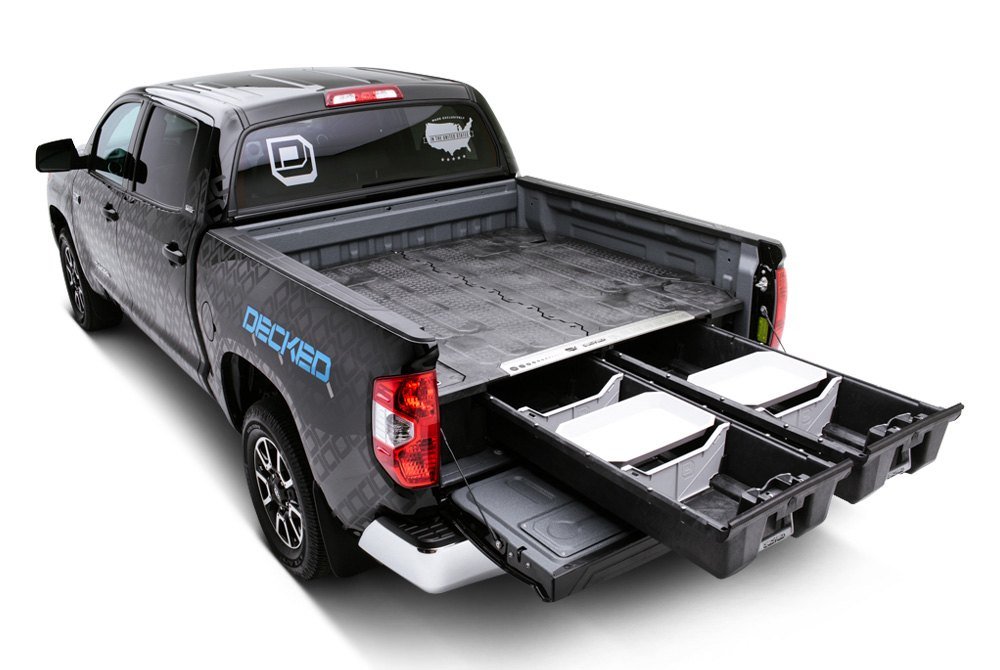 Truck Bed Drawer System by Decked