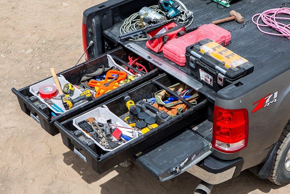Photo Gallery & DECKED™   Truck Bed Organizers u0026 Storage Systems u2014 CARiD.com