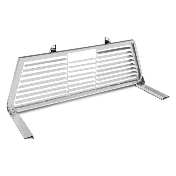 dee zee ram 1500 2011 2017 louvered cab rack. Black Bedroom Furniture Sets. Home Design Ideas
