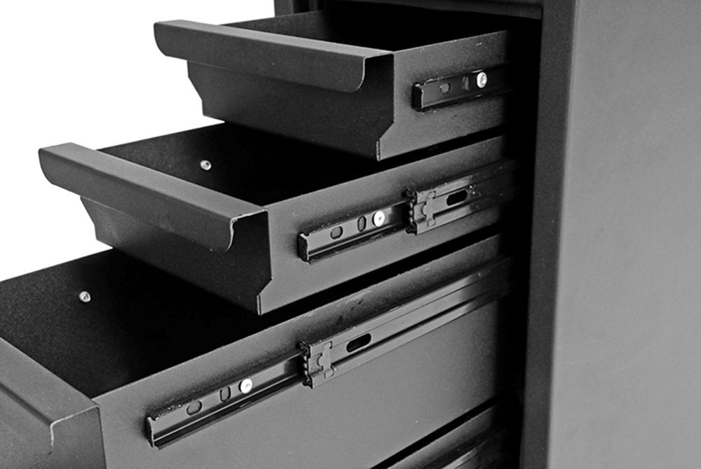 Truck Tool Box With Drawers >> Dee Zee® DZ95D - Specialty Series Drawers Wheel Well Tool Box