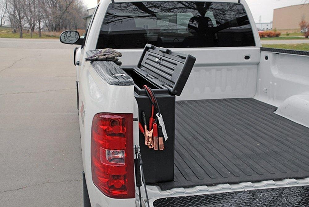 dee zee dz95p ford f 150 2010 single lid wheel well. Black Bedroom Furniture Sets. Home Design Ideas