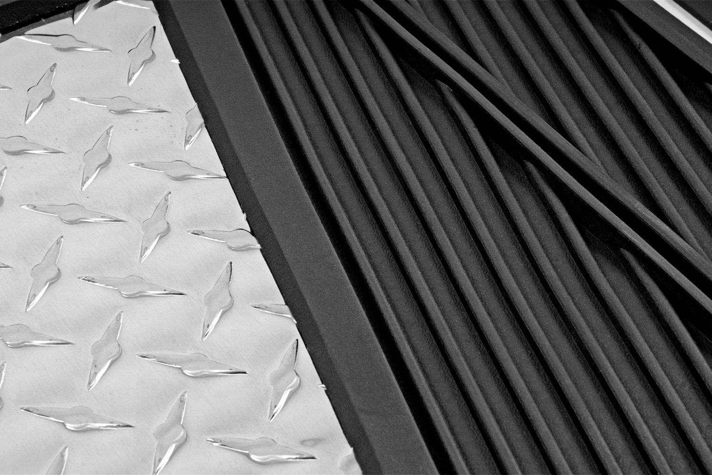 Floor mats phoenix az -  Dee Zee Brite Tread 1st Row Black Floor Mats