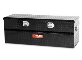 Dee Zee® - Red Label Black Diamond Tread Utility Chest Tool Box